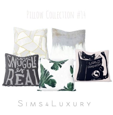 The Sims 4 Custom Paint Wall pillow archives sims 4 downloads