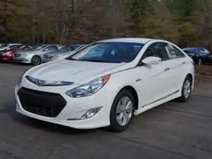 Hyundai Hybrid Cars 2013 2013 Hyundai Sonata Hybrid W Blue Drive Test Car