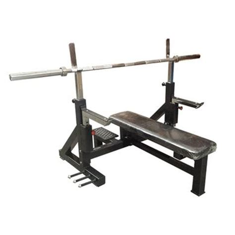 how heavy is a bench press bar muscle motion heavy duty powerlifting bench press