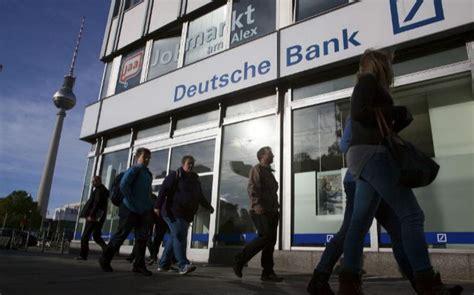 deutsche bank mönchengladbach deutsche bank recompra deuda propia por valor de 676 millones