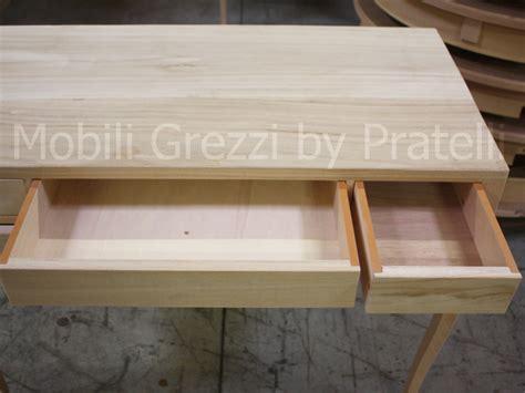 scrivanie in legno grezzo awesome scrivania legno grezzo photos skilifts us