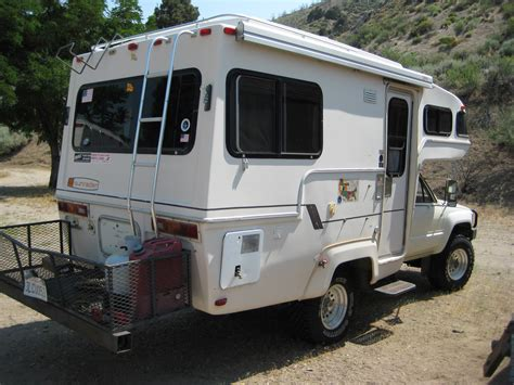 toyota motorhome 4x4 sunrader 4x4 found general discussion toyota motorhome
