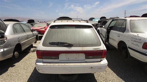 mitsubishi station wagon 2017 1993 mitsubishi diamante station wagon junkyard find