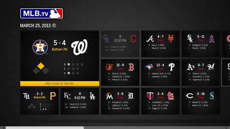 fans choice tv app mlb tv app for windows 8 swings into the windows store