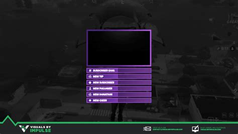 animated fortnite stream package twitch graphics