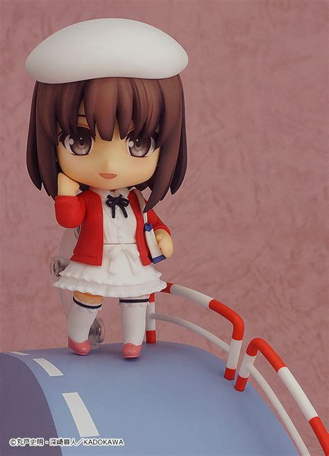 Nendoroid Megumi Kato Heroine Ver Saekano crunchyroll anime from quot slayers quot to quot in this corner of