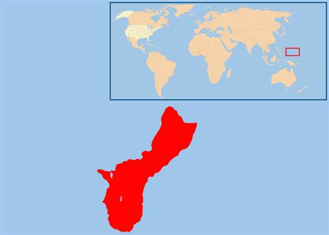 guam usa map top 10 common misconceptions about guam the world is a book