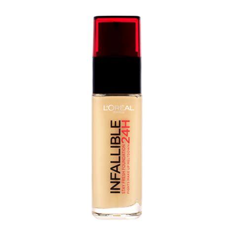 Kosmetik L Oreal l or 233 al infallible lasting perfecting foundation 30ml feelunique