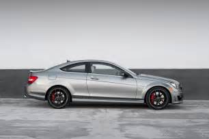 Mercedes C63 Amg Edition 507 2014 Mercedes C63 Amg 507 Edition Side Profile Photo 30