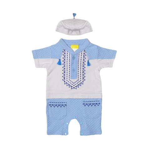 Gamis Anak White jual eyka romper gamis tazel baby baju muslim anak laki