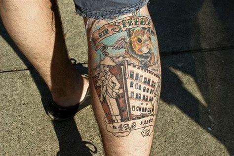 tattoo 3d en la pierna 88 tatuajes en el gemelo o la pierna