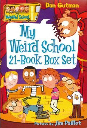 Box Set Laugh Dan Scary my school 21 book box set by dan gutman hong kong book club what you read with