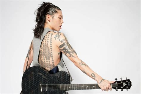 miyavi tattoos why cast a japanese rock for unbroken