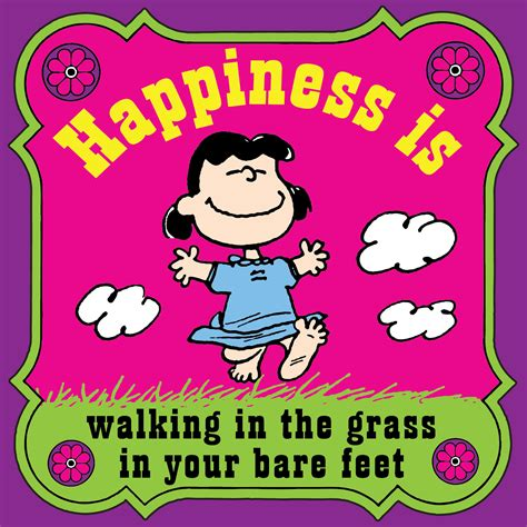 Peanuts Happiness Is Quotes snoopy quotes on happiness quotesgram