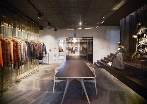 lardini showroom expansion  meregalli merlo architetti associati andrea carmignola milan