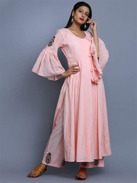 cotton printed bell sleeves long kurta salwar patterns 383 best casual kurti images on pinterest indian dresses