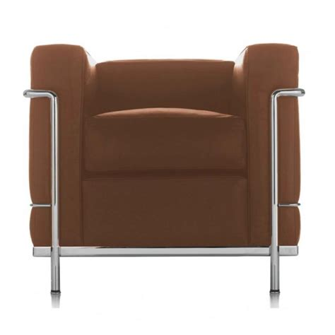 Corbusier Armchair by Le Corbusier Lc2 Armchair Cassina Ambientedirect
