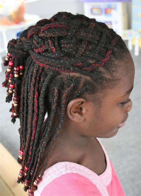 no braid weave pictures of braided hairstyles for kids with weave