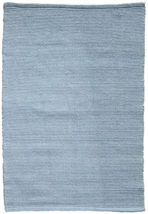 light blue rug solid light blue flatweave eco cotton rug hook loom