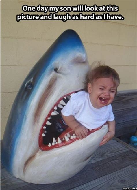 attacks baby baby shark attack memes