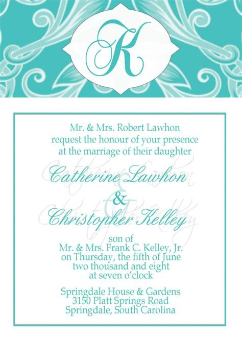 invitation formats templates free printable wedding invitations wedding invitation