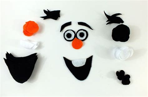 printable olaf eyes frozen olaf party favor bags two sisters