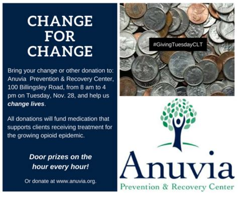 Detox On Billingsley Road by Anuvia To Participate In Givingtuesdayclt This Year