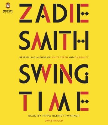 zadie smith swing time 9780735205611 swing time zadie smith