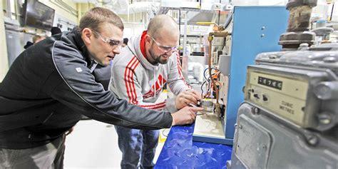 gas technician  durham college