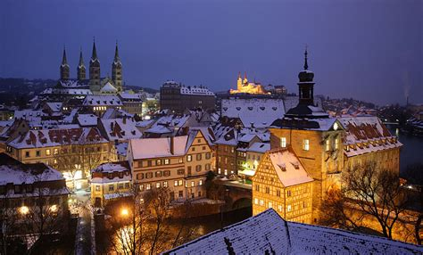 Most Picturesque Towns In Usa by Bavaria Southern Germany Christmas Markets Bamberg