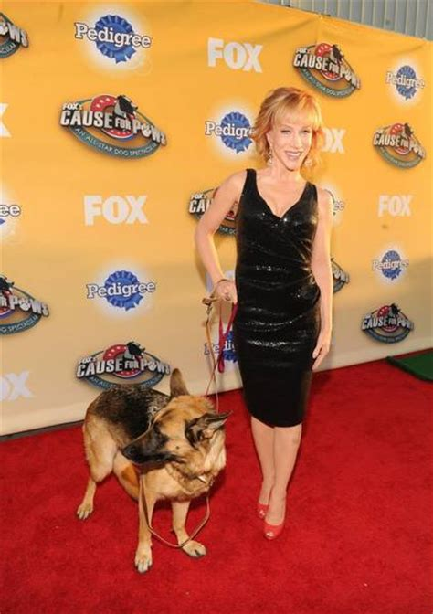 Kathy Griffin Eats It by Don T Miss It Fox S Cause For Paws Airs Thanksgiving