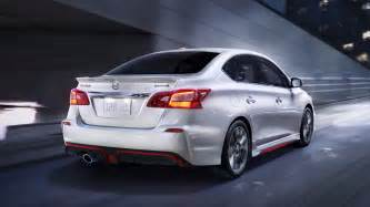 Nissan Altima Nismo Nissan Sentra Nismo The New In House Tuning Department S