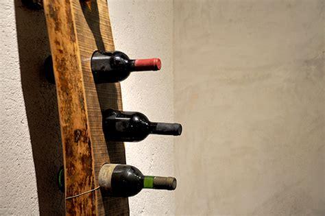 oggetti d arredo particolari porta bottiglie design industriale sestini corti