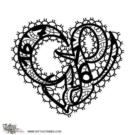 tatuaggi lettere a forma di cuore oltre 25 fantastiche idee su tatuaggi di cuore tribale su