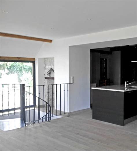 cuisine architecte d int駻ieur extension bois d une maison traditionnelle 224 chassy