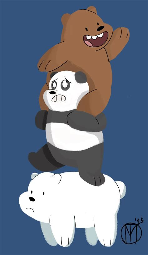 We Bare Bears Grizzly Iphone All Hp mbt we ll be there things posts we and