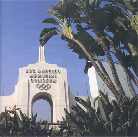 Los Angeles Search By Name 1984 Los Angeles Olympic Stadium