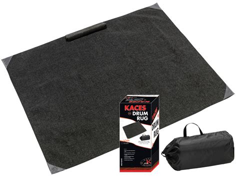 Drum Carpet Mat by Kaces Gig Bags Cases For Musical Instruments Product
