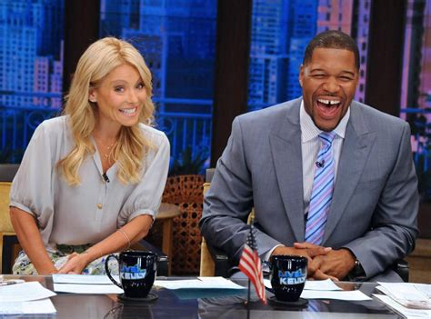 live with kelly michael michael strahan leaving live with kelly and michael to
