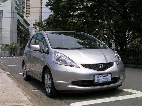 Honda Jazz 2009 corollaxl 2009 honda jazz specs photos modification info