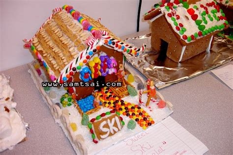 the gallery for gt creative ideas gingerbread houses