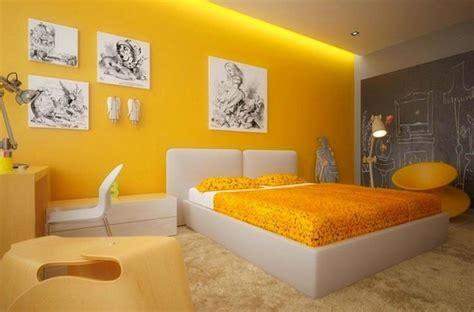 tips memaksimalkan interior warna kuning  rumah