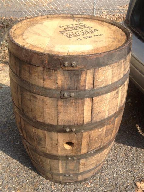 bourbon barrels for diy building a bourbon barrel smoker a ph d in