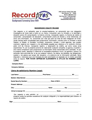 harris county background check background check consent form pdf templates fillable