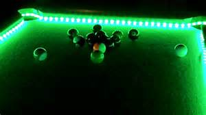 light up your light up your pool table