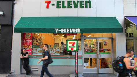Seven Eleven 7 eleven buying more than 1 100 stores in 3 3 billion deal dallas business journal
