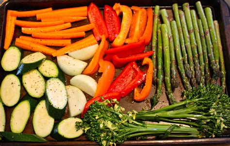 how to make roasted vegetables enkivillage