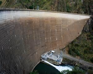 Lake Berryessa Drain Monticello Dam Monticello Dam Drain Hole