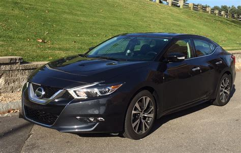 gray nissan maxima 2016 review 2016 nissan maxima affordable luxury bestride