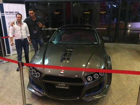 Independent Sports Cars successfully designs sports car emulating